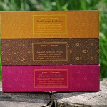 cadeaubox pure incense luxe collection box